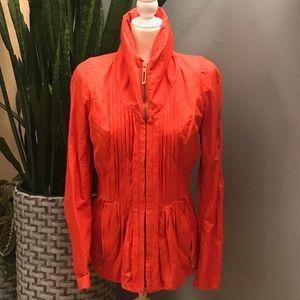 LBN! Creenstone Orange Jacket